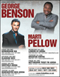 Arlon Music - Marti Pellow tours with George Benson